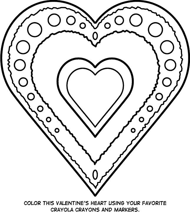 Pin By Ania Malecka On Valentine S Day Printable Valentines Coloring Pages Heart Coloring Pages Valentines Day Coloring Page