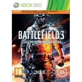 Battlefield 3 Premium Edition Game  Premium Membership Xbox 360 | http://gamesactions.com shares #new #latest #videogames #games for #pc #psp #ps3 #wii #xbox #nintendo #3ds