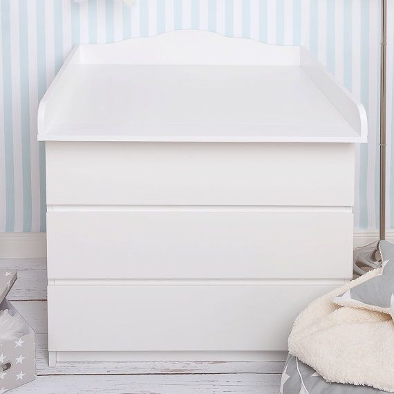 Cloud 4 Changing table top changer for IKEA Malm by PuckDaddy88