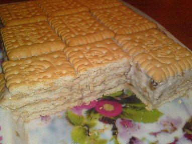 Sušenkové řezy