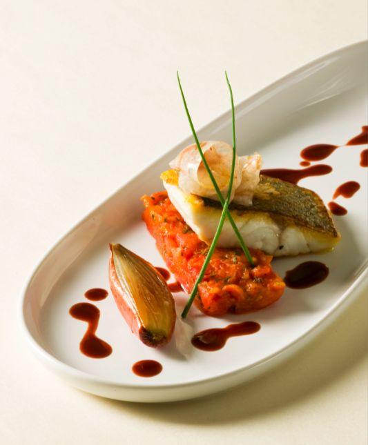 Plus de 1000 id es propos de recettes de poissons sur - Cuisiner vesse de loup ...