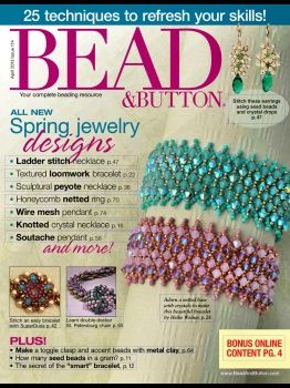 Bead and button 114/2013