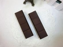 Super Slim Chocolate Style Power Bank 3000mAh Portable External Battery Charger Powerbank Pack For SAMSUNG and IPHONE