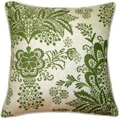 green and blue throw pillows - Google Search