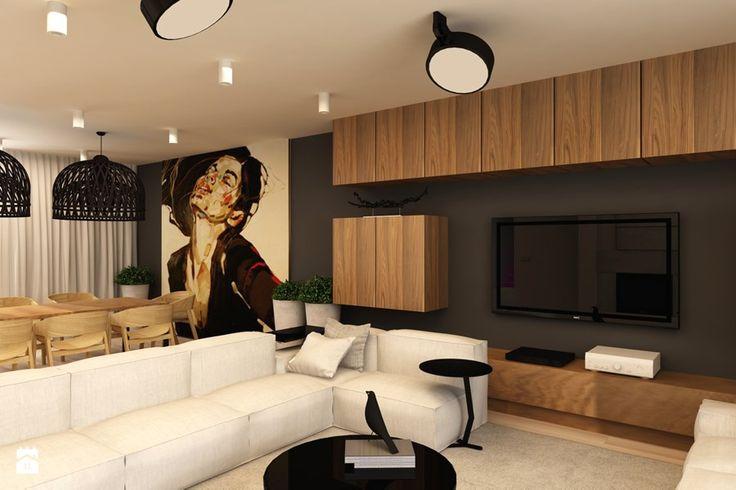 Dom w Ujeździe - zdjęcie od design me too - Salon - Styl Nowoczesny - design me too