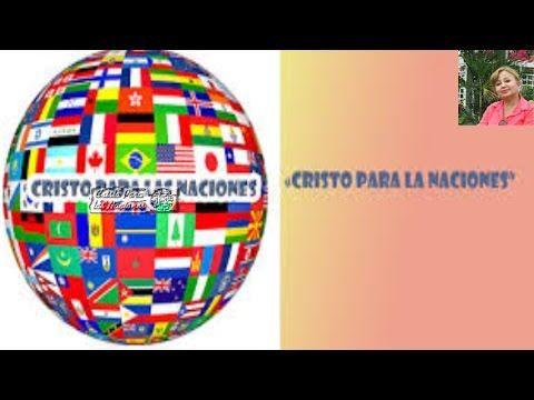 Cristo Para las Naciones: TU ERES ESPECIAL,SALUDOS Y RESPUESTAS_Lupe Correa....