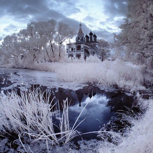 Russia, winter...