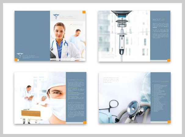 62 Best Images About Design Medical On Pinterest Corporate Brochure Design Marketing And