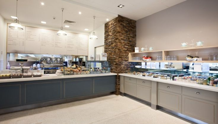 Waitrose Customer Cafe - Servery Counter | Cafe Design ...
