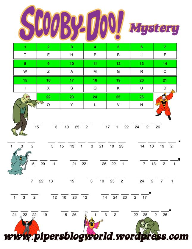 It's just a photo of Sly Cryptogram Puzzles Printable