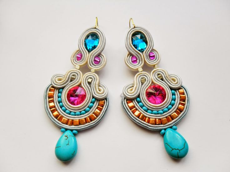 It's my soutache fairy tale: Zoila