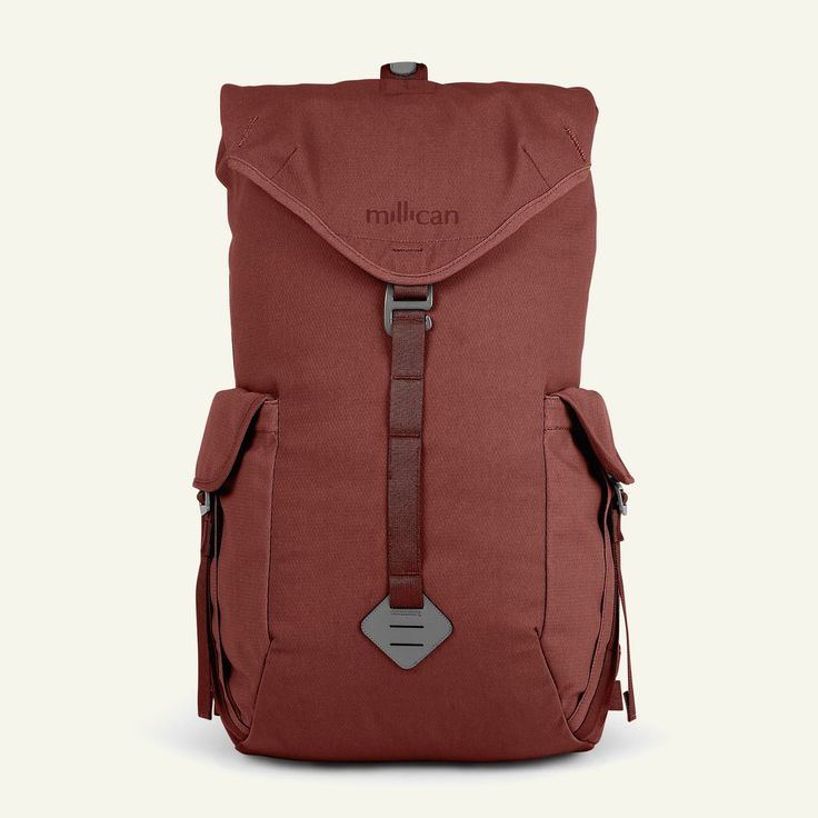 The Mavericks | Fraser | The Rucksack 25L (Rust)