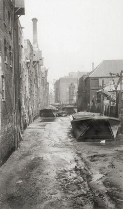 St. Saviour's Dock; 1930