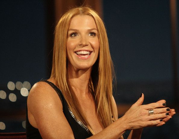 Poppy Montgomery - The Late Late Show With Craig Ferguson