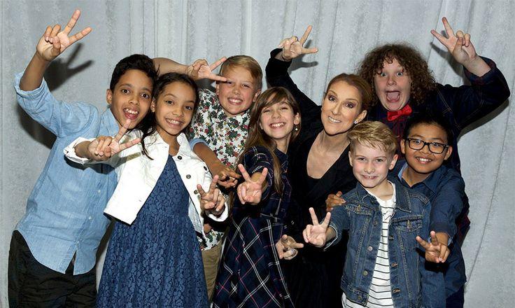 Celine Dion to coach the finalists on 'La Voix Junior'