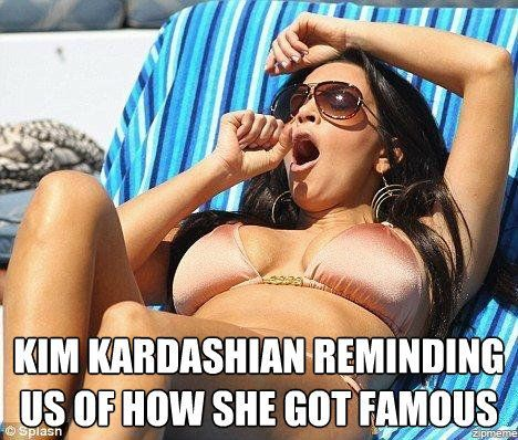 Kimkardashian, Funny Pics, Funny Shit, Funny Bones, Funny Stuff, Humor, Lamborghini, Famous Hahahahahaha, Kardashian Reminder