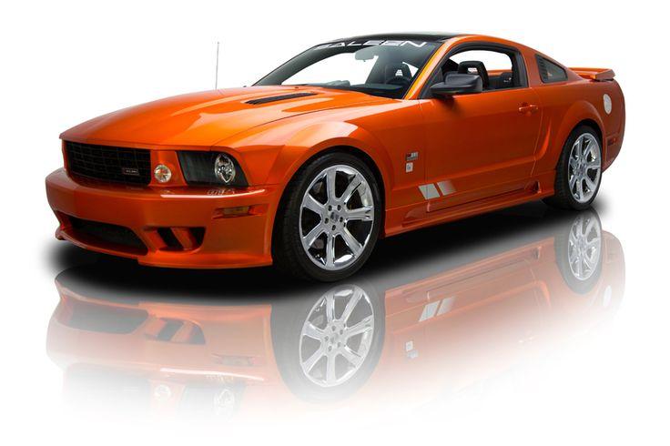 2005 Ford Saleen Mustang S281S SkyVu