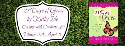 The Scribbler: Blog Tour and Giveaway: 21 Days of Grace