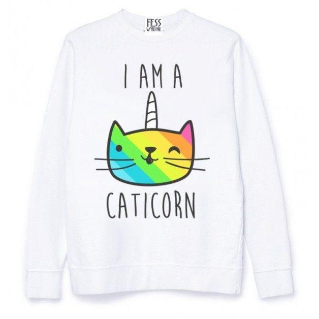 Caticorn - FESSWYBITNIE - Bluzy