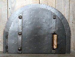 Teton Iron Pizza Oven Door MD 208