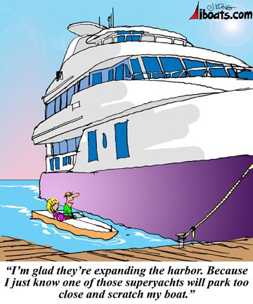 Anyone who has owned a boat, knows there are many funny stories to be told.  Of course, many times we find the humor of the boating trip fail afterwards.