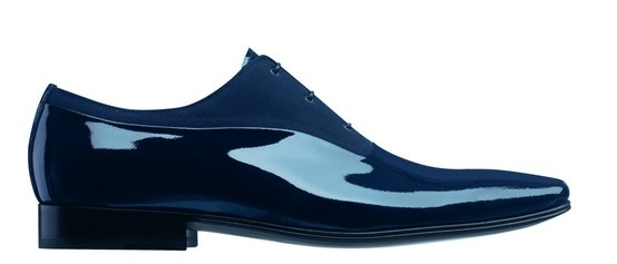 Dior Homme men's shoe... omg! Weak in the knees ~ these are like a sleek, sexy roadster! Frm bd: Menswear?