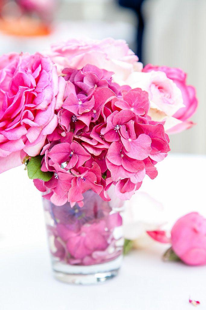 Stehtisch Blumen