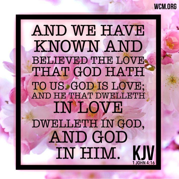 God Is Love In 2020 Gods Love Church Wedding Ceremony Nondenominational