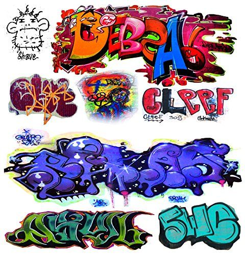 O scale custom graffiti decals 20 weather your box car https