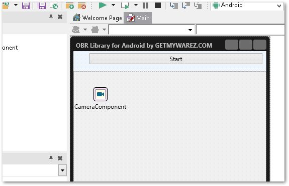 OBR Library for Android 3.5 Delphi/CBB XE5-10.1 Full Source