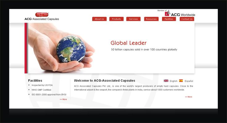 ACG Associated Capsules Pvt. Ltd
