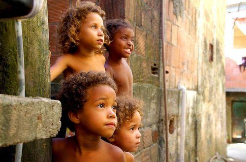 aboriginal kids....
