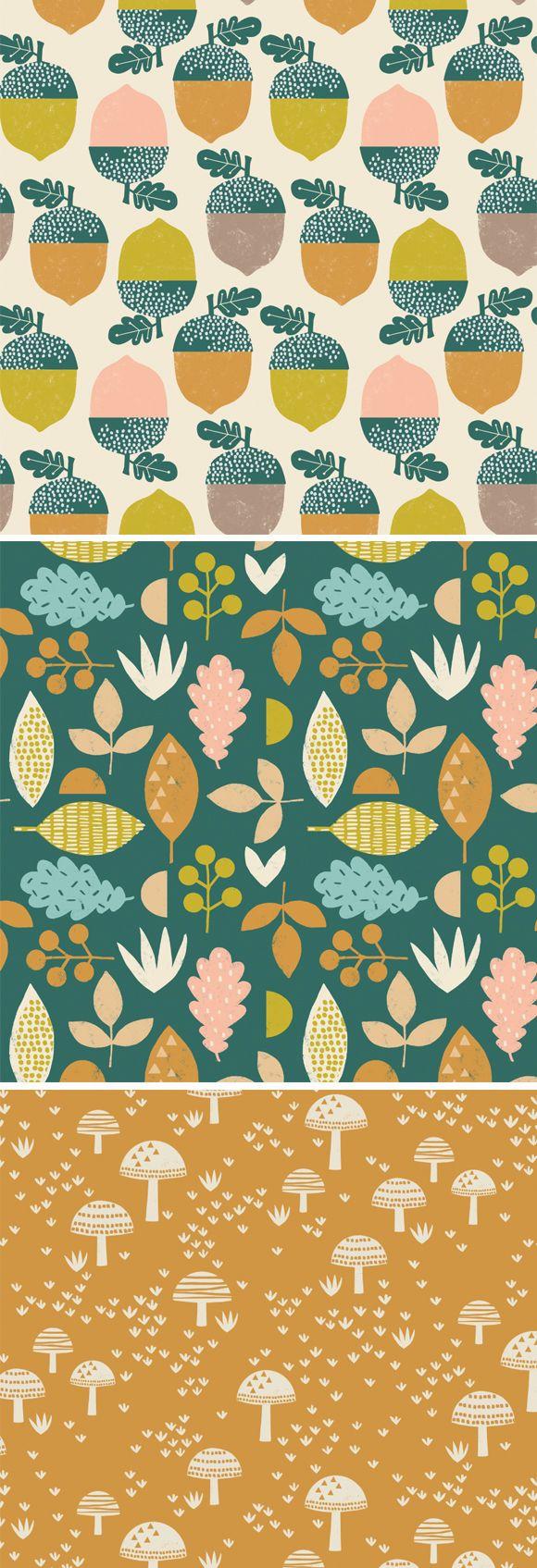 wendy kendall designs – freelance surface pattern designer » harvestwood