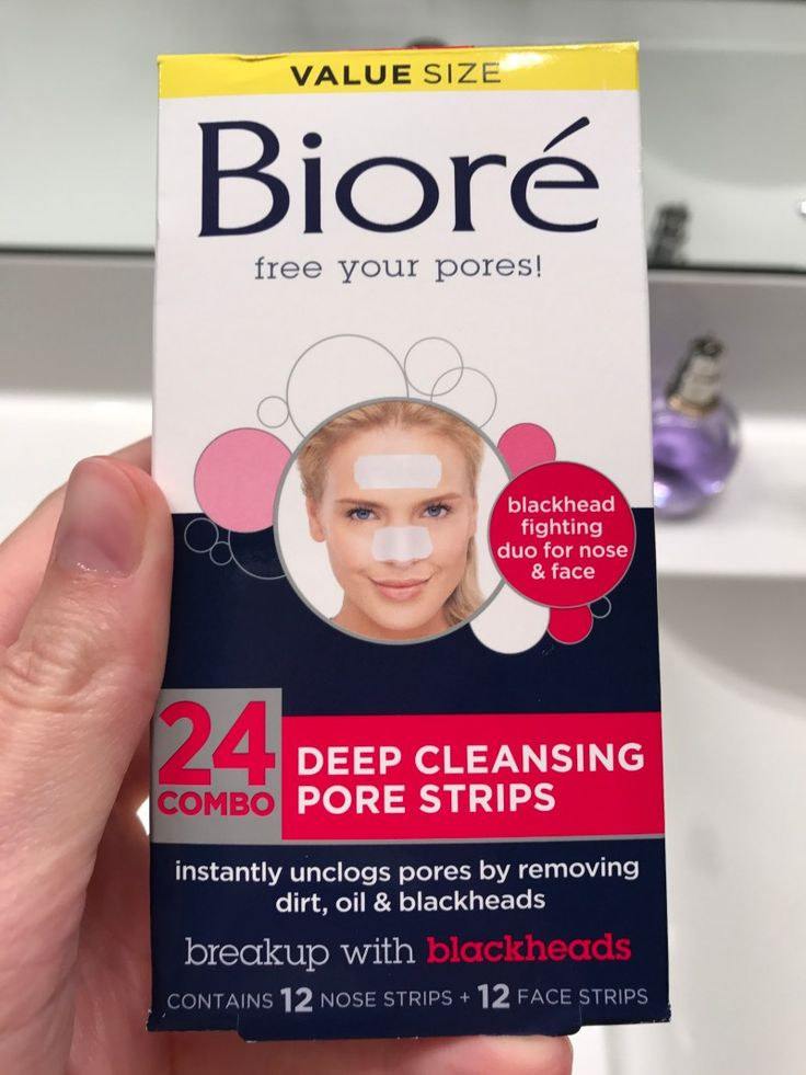 Do biore strips really work with images biore strips