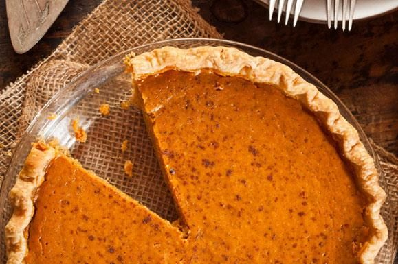 Recipes We Love: Vegan Sweet Potato Pie | Seventh Generation #EBHolidayBakeOff2015