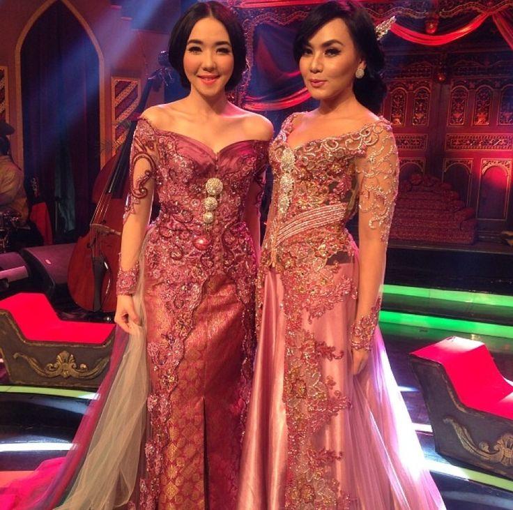 #kebaya indonesia #pinkkebaya