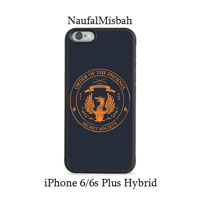 Harry Potter Order of the Phoenix iPhone 6/6s PLUS HYBRID Case