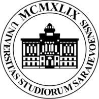 Universitas Studiorum Saraievoensis Logo