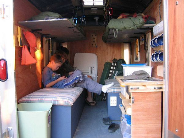 Image detail for -Cargo trailer to Camp trailer conversion. - Page 2 - ADVrider