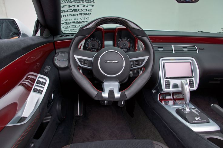 2011 chevy camaro ss by dso interior ambient interior. Black Bedroom Furniture Sets. Home Design Ideas