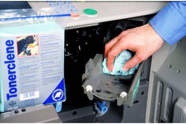 Chappai Technologie - Chiffons absorbants pour residus de toner _2