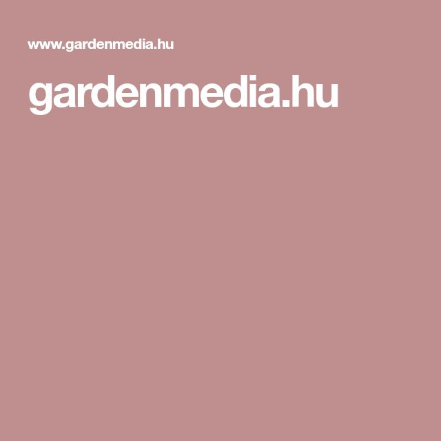 gardenmedia.hu