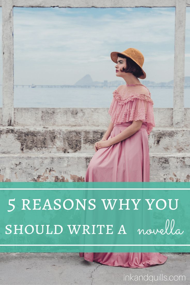 The popularity of novellas is growing. Discover why authors should write a novella of their own!