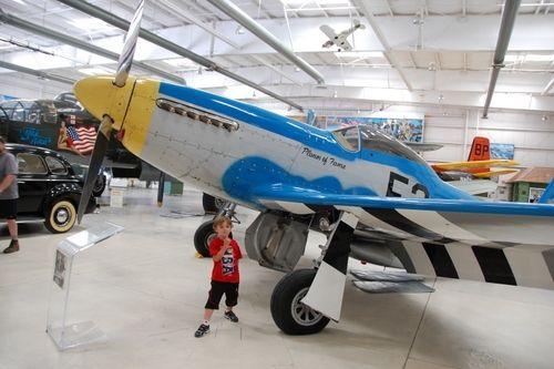 Palm Springs Air Museum - Palm Springs, CA - Kid friendly activity ... - Trekaroo