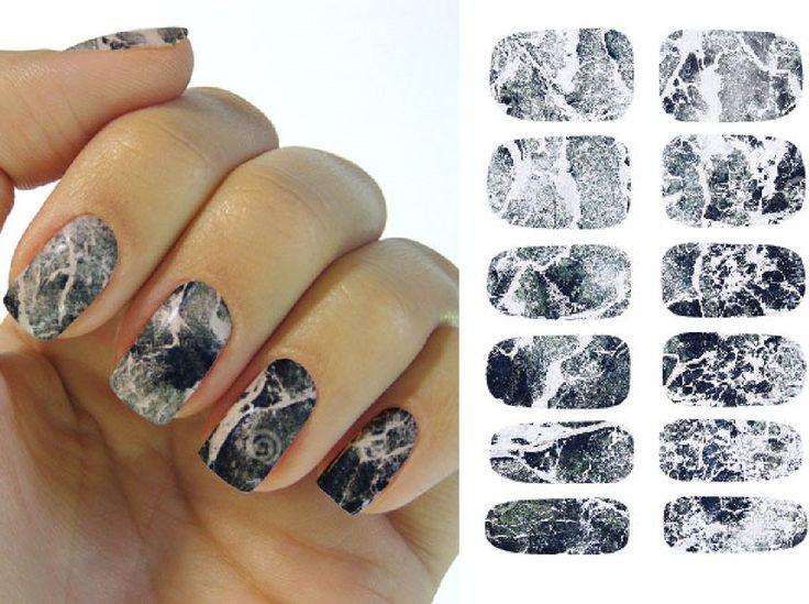 0.34$ (Buy here: http://alipromo.com/redirect/product/olggsvsyvirrjo72hvdqvl2ak2td7iz7/32546074614/en ) Hot Water Transfer Nails Marble Design Nail Sticker  Fashion Designs Nail Wraps K5733 for just 0.34$