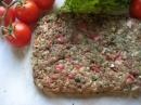 Doggie Burger con verdure fresche 1000g