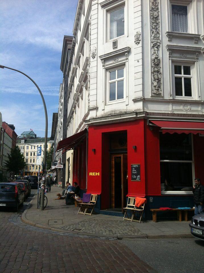 Reh-Bar in Hamburg, Hamburg gemütliche Kneipe