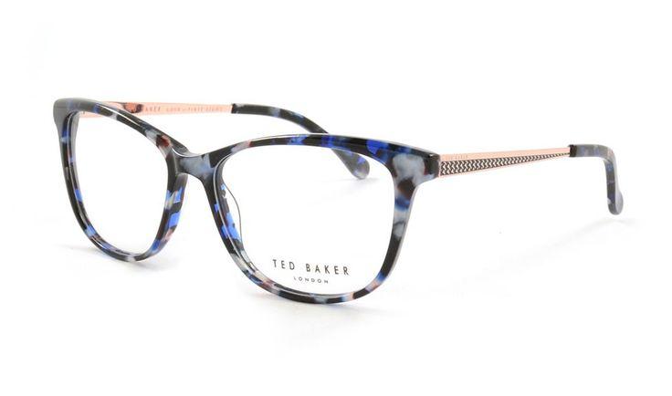 Ted Baker Sky 9125 693 bei  Brille Kaulard. Größe 54, Farbe Blau.