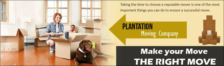 Moving Company Plantation is a licensed insured moving company that specializes in local moving, long distance moving, interstate moving and international moving. We understand that finding an affordable moving company is hard, especially during emergency relocation situations. Our local moving company wants to help you out in your time of need. Knowledgeable local movers at Moving Company Plantation are well-trained, skilled and certified to guide you throughout the whole moving process.