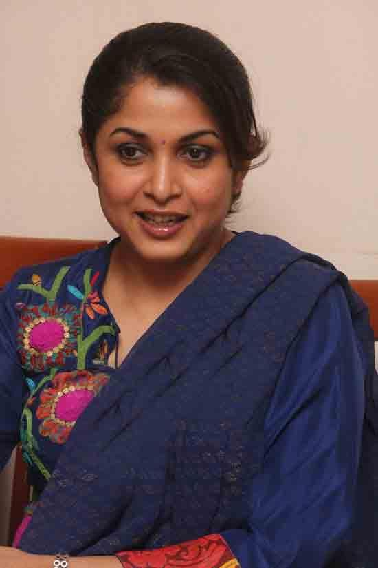 Tamil Film actress Ramya Krishnan